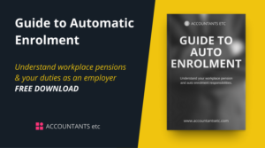 guide to auto enrolment