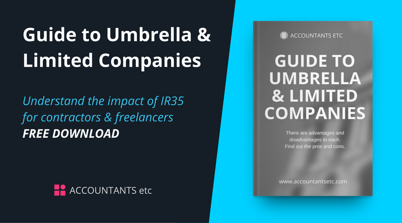 guide to umbrella and limited companies