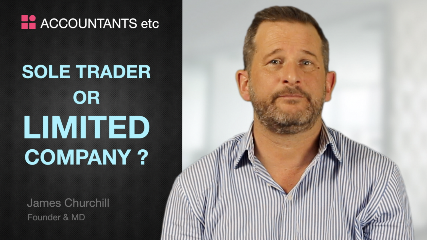 Sole Trader or Limited Company?