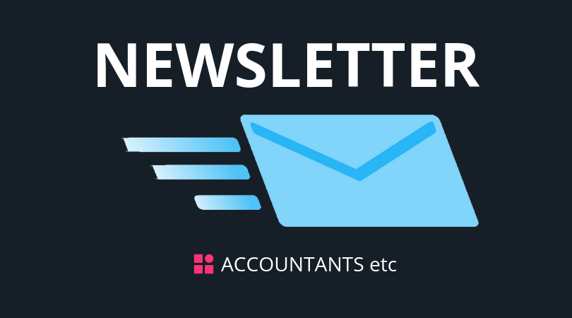 newsletter accountants etc