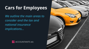 cars for employees