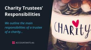charity trustees responsibilities