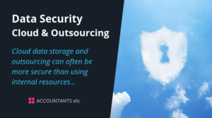data security cloud outsourcing