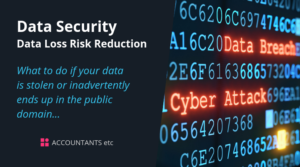 data security data loss risk reduction