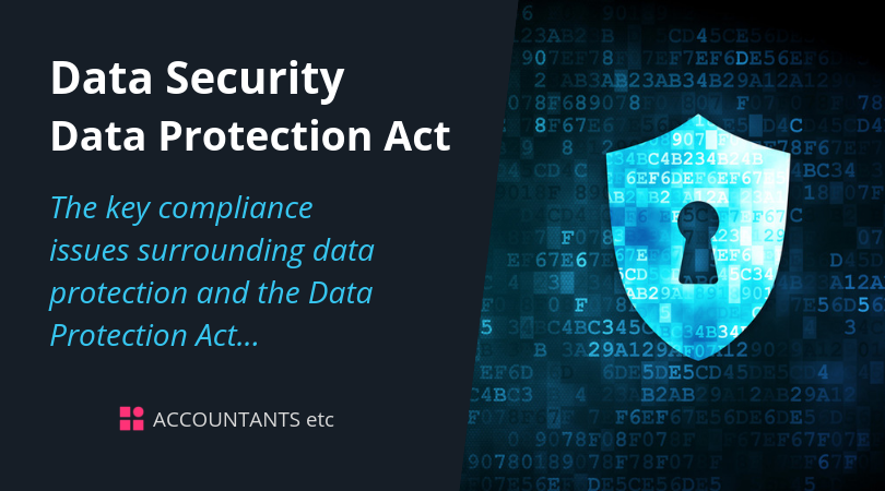 data security data protection act