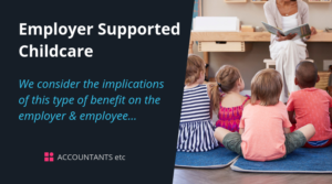 employer supported childcare