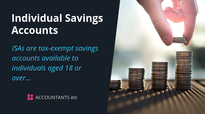 individual savings accounts