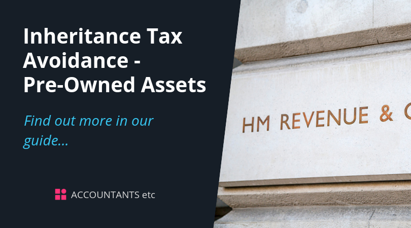 inheritance tax avoidance