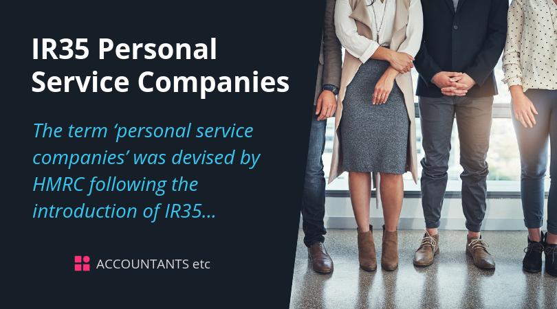 ir35 personal service companies