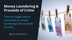 money laundering proceeds of crime