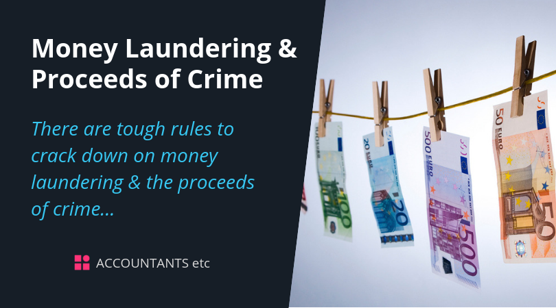 money laundering proceeds of crime