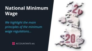 national minimum wage