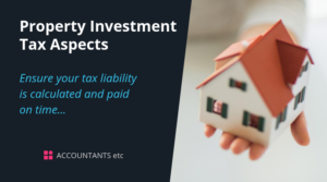 property investment tax