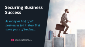 securing business success