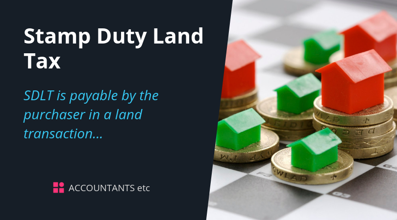 stamp duty land tax