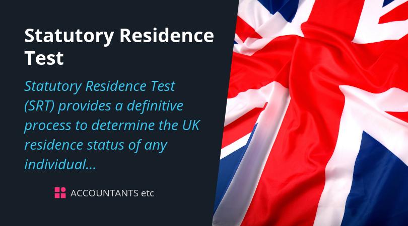 statutory residence test