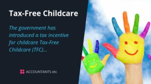 tax free childcare