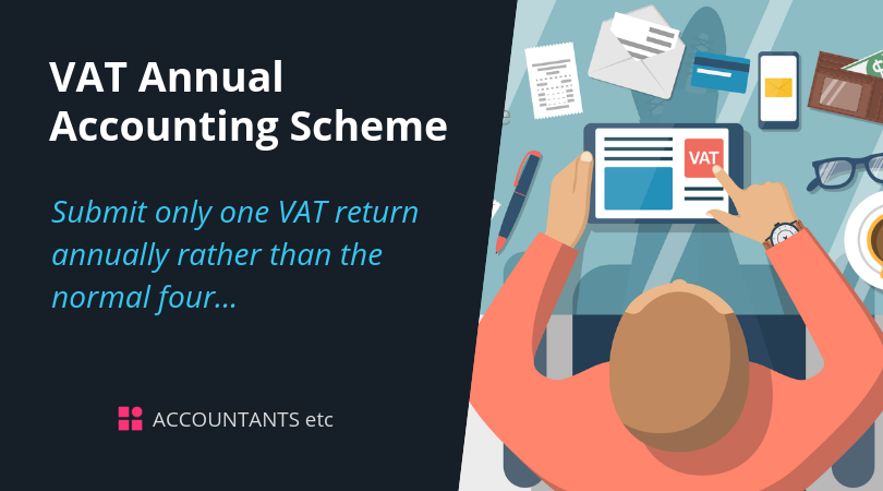 vat annual accounting scheme