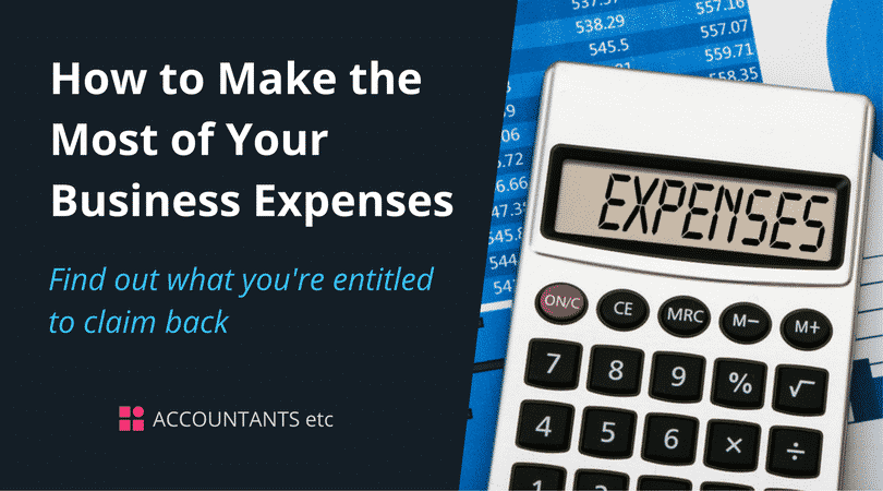 business expenses tips
