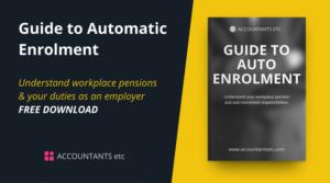 guide to auto enrolment