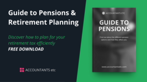 guide to pensions