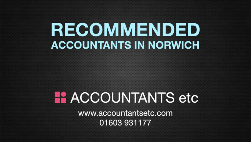 recommended accountants norwich