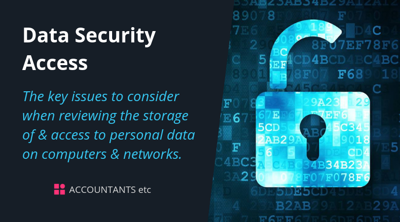 data security access