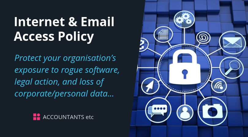 internet and email access policy