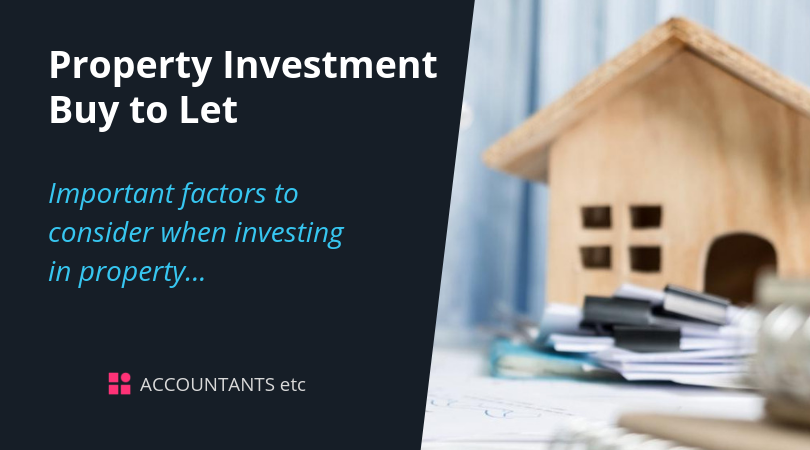 property investment buy to let