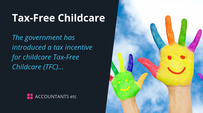 tax free childcare