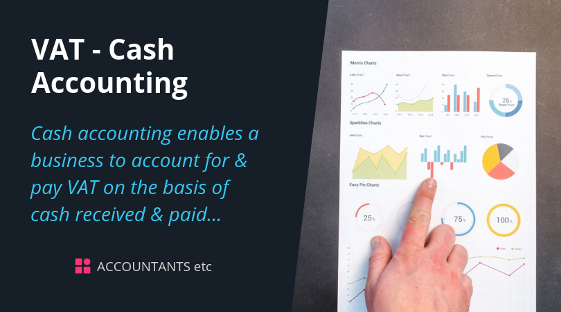 vat cash accounting