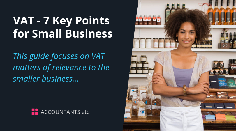 vat for small business